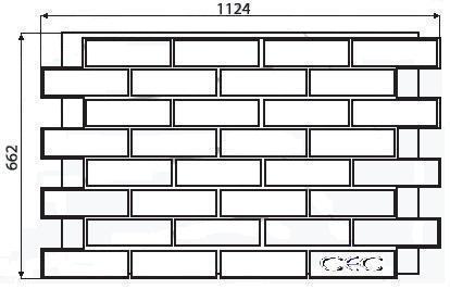Размеры фасадной термопанели