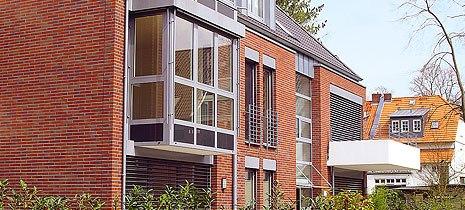 Дом облицованный клинкерной плиткой