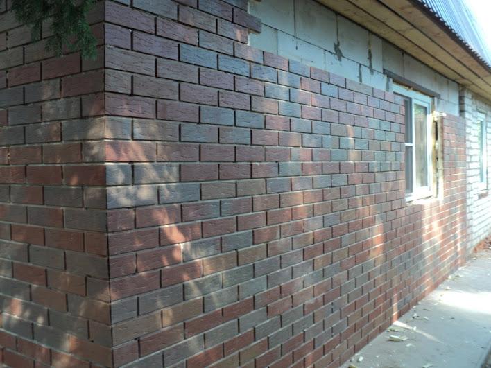 Монтаж термопанелей на газосиликатную стену