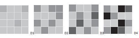 Градация партии по цвету напольной плитки