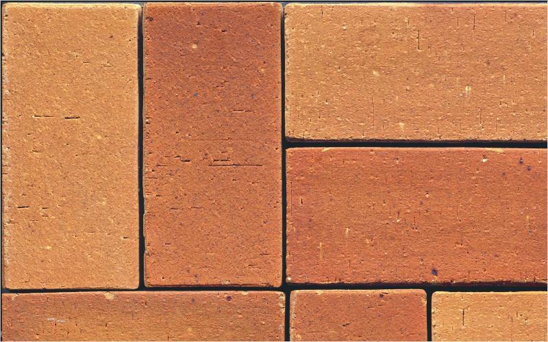 тротуарная брусчатка - цвет и фактура 08