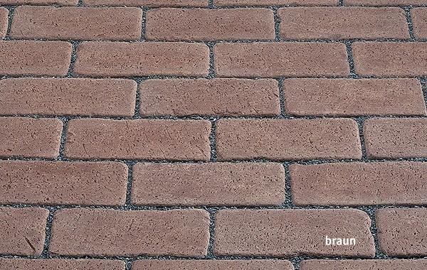 Клинкерная брусчатка Kerawill. Серия seriya Keratique _цвет braun