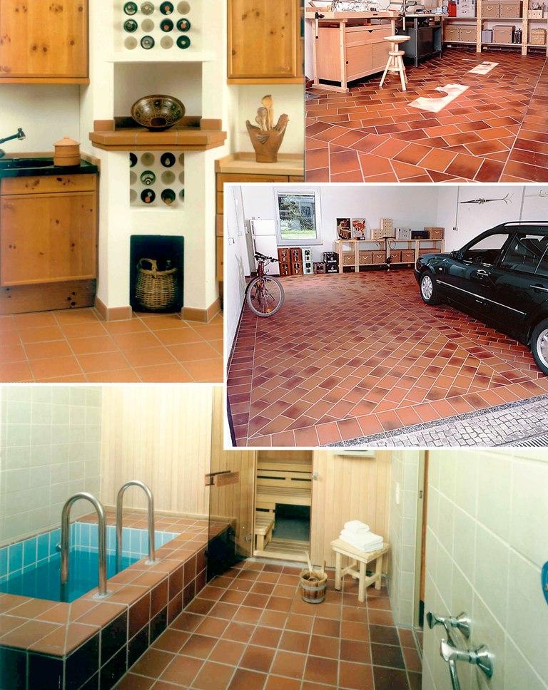 Напольная плитка для кухни и ванной, гаража или бассейна