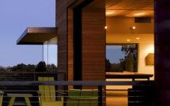 Фасадные, отделочные материалы из древесины.