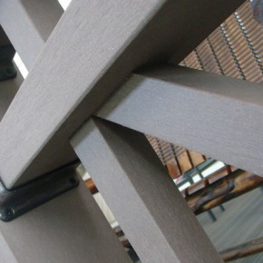 X fame railing vid1