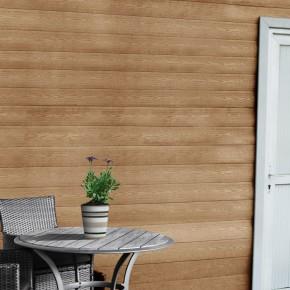 Фасадные доски из древесно-полимерного композита